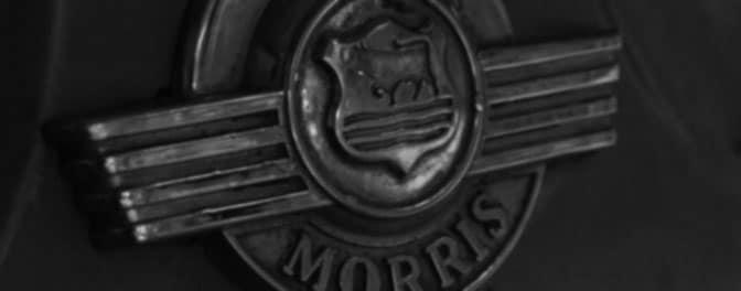 Morris Badge